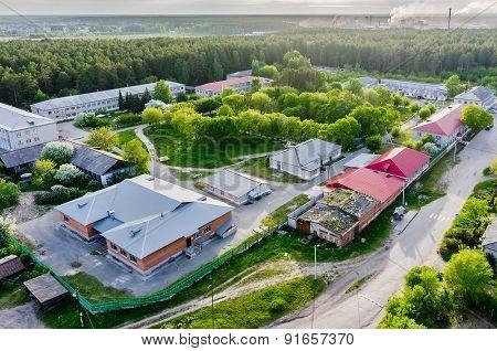 Tyumen regional clinical lunatic asylum