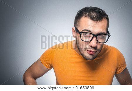 Pensive Funny Guy