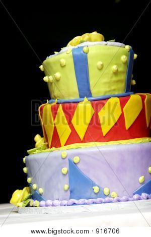 Wild And Funky Fun Cake