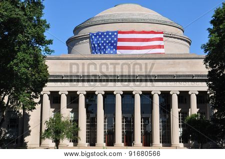 Massachusetts Institute of Technology in Cambridge, MA