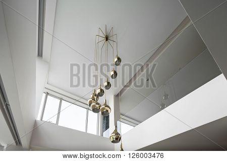 Chandalier Ina  A Luxury Duplex Apartment