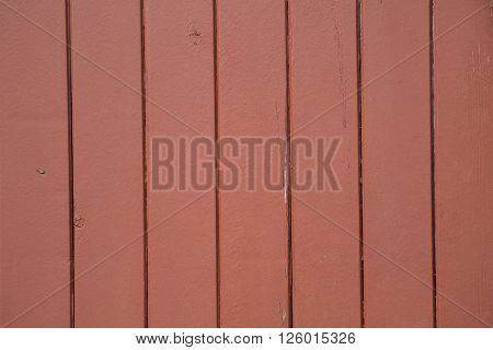 Colored Wood Plank Texture As Background - Pale Brown, Sienna