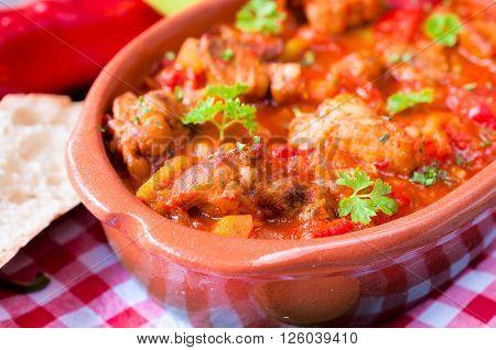 Beef Hungarian Goulash