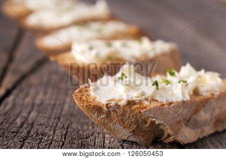 Cream On The Bread
