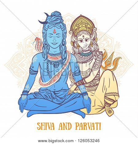 The legend of marriage of Shiva and Shakti is one the most important legends related to the festival of Mahashivaratri. From this marriage were born the god of war Skanda and Ganesha god of wisdom.