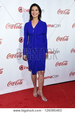 LOS ANGELES - APR 14:  Sela Ward arrives to the Cinema Con 2016: Awards Gala  on April 14, 2016 in Las Vegas, NV.