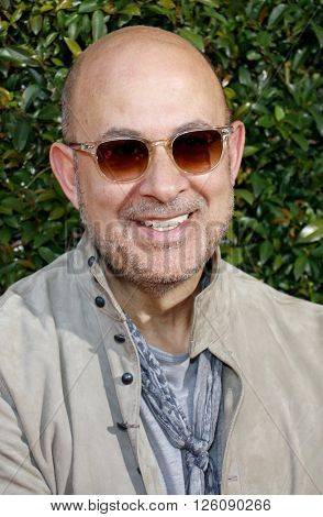 John Varvatos at the John Varvatos 13th Annual Stuart House Benefit held at the John Varvatos in West Hollywood, USA on April 17, 2016.