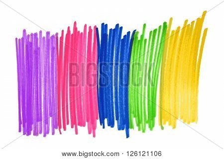 The Flag Of Sexual Minorities Pens