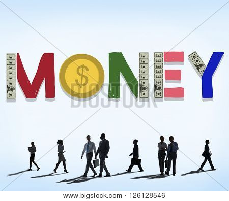 Money Finance Economy Payment Investment Concept