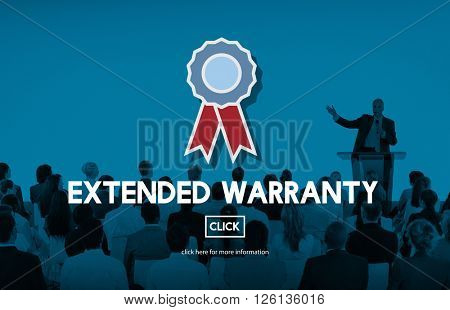 Extended Warranty Guarantee Long-term Proof Concept