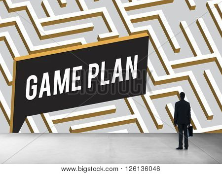 Game Plan Motivation Business Goals Mission Concept