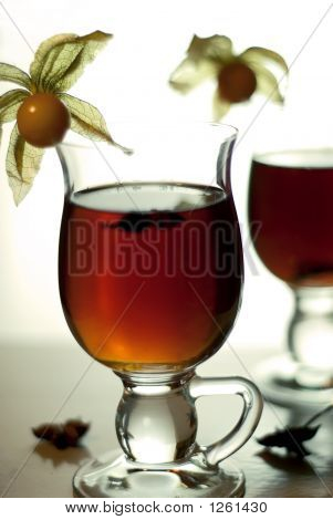 Hot Tea With Spices Ii