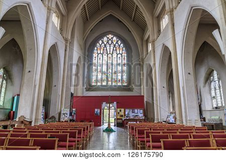 Saint Mary's Church