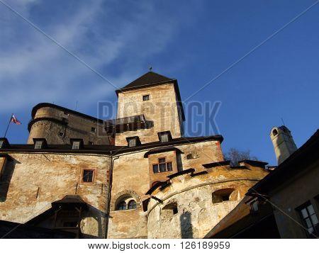 Medieval Orava Castle - Slovakia / One of the Most Beautiful and Largest Castles in Slovakia Orava Castle Slovakia