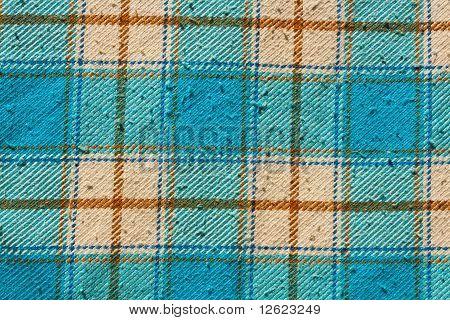 Checkered Pattern Cloth