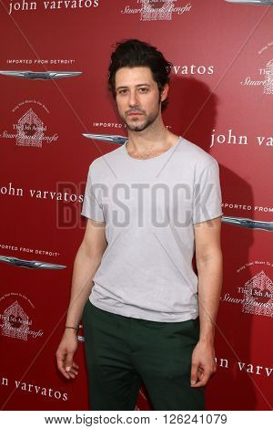 LAS VEGAS - APR 17:  Hale Appleman at the John Varvatos 13th Annual Stuart House Benefit at the John Varvatos Store on April 17, 2016 in West Hollywood, CA