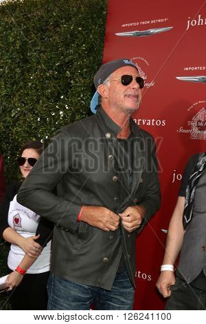 LAS VEGAS - APR 17:  Chad Smith at the John Varvatos 13th Annual Stuart House Benefit at the John Varvatos Store on April 17, 2016 in West Hollywood, CA