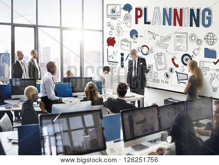 Planning Plan Process Solution Design Mission Concept