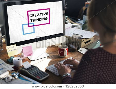 Creative Thinking Ideas Innovation Creativity Concept