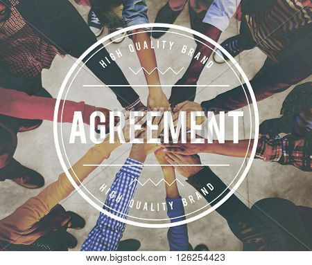 Business Agreement Term Concept