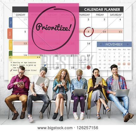 Prioritize Effectively Importance Tasks Urgency Concept