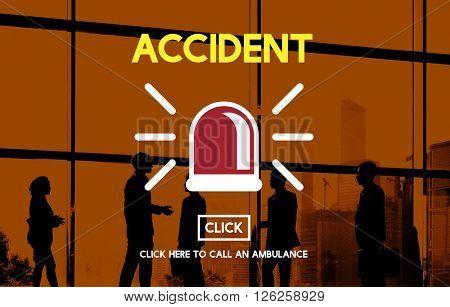 Accident Hospital Danger Life Concept