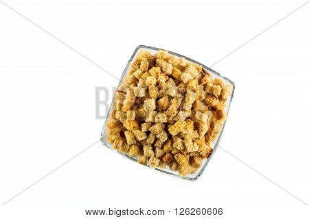 Crackers In A Cup