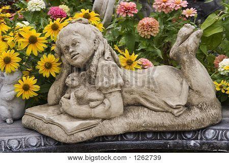 Girl Statuary