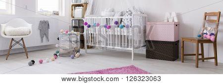 Gorgeous, Modern Nursery