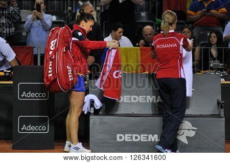 Women Tennis Player Simona Halep
