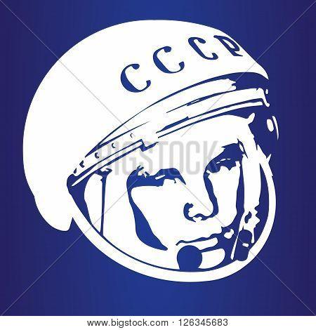 Gagarin First Man in Space Soviet Russia