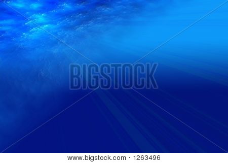 Deep Blue Sea View