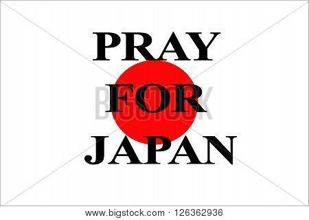 Pray for Kyushu, Japan earthquake April 2016