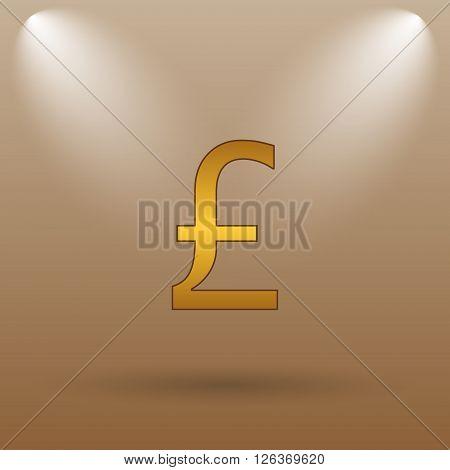 Pound Icon