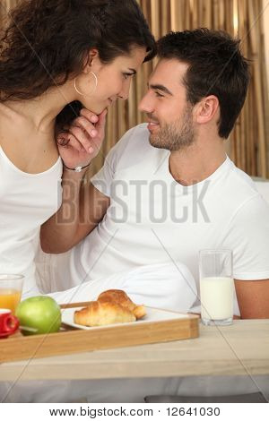 Tenderness at breakfast