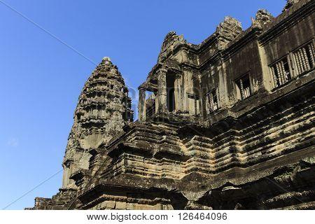 Ruins Of Angkor Wat
