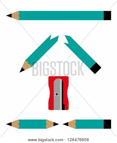 Crisis Management. Conceptual Vector Illustration which describes turning Crisis into Advantage