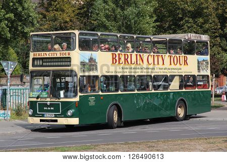 Berlin Bus Tour