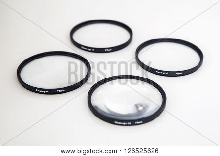 Spread Closeup filter Kit 77mm