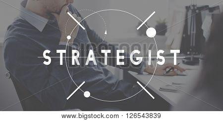 Strategist Skill Tactics Strategy Solution Concept