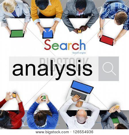 Analysis Analytics Information Data Study Concept