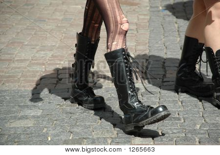 Boots And Legs