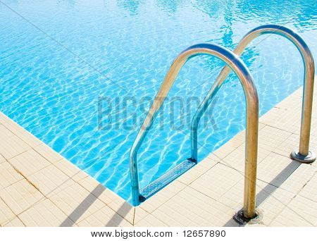 Pool close-up