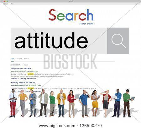 Attitude Behaviour Character Demeanor