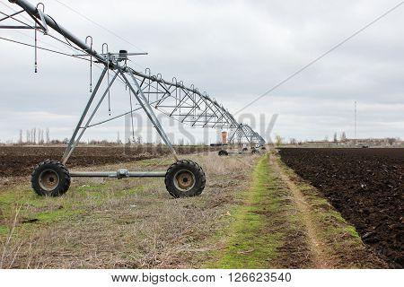 Modern Irrigation Machine