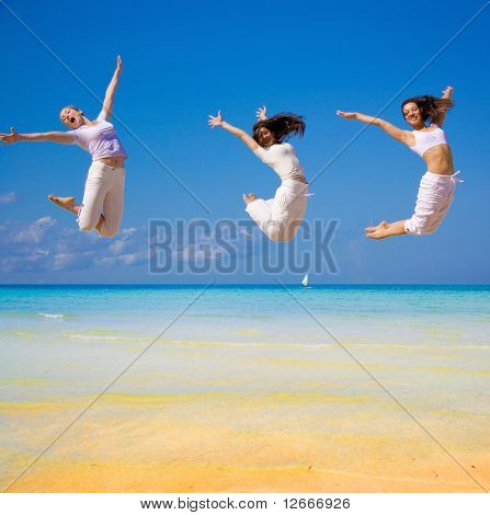 girls gone flying!!!