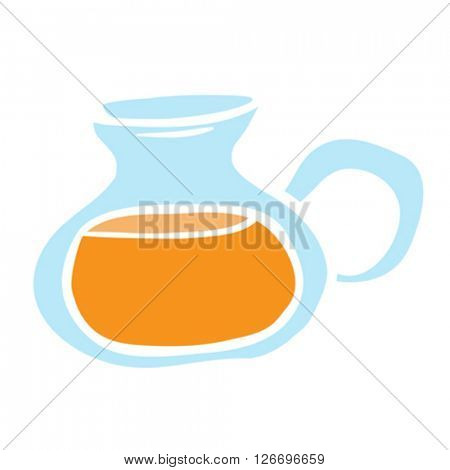 lemonade jug cartoon