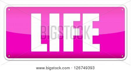 Pink Card Life