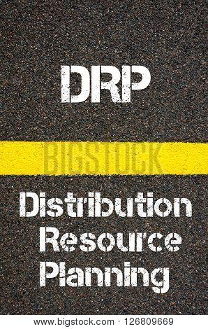 Business Acronym Drp Distribution Resource Planning