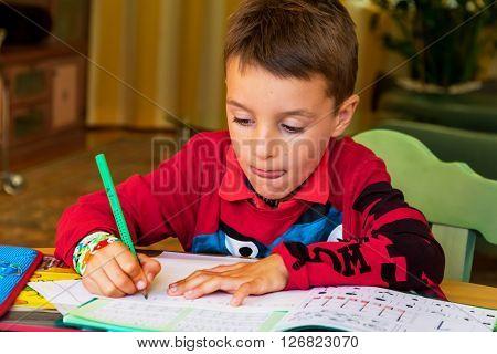 learning for homework